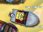 spongebob parkings